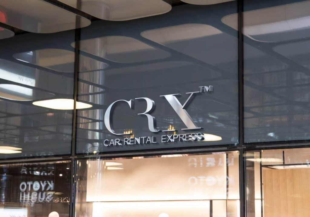 מיתוג עסק ולוגו לCRX